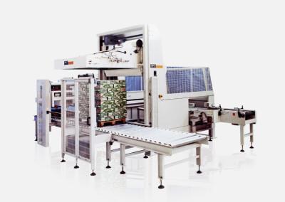 Традиционные поддоноукладчики для мешков, упаковок и коробок