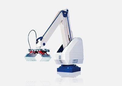 Роботизированные поддоноукладчики для мешков, упаковок и коробок