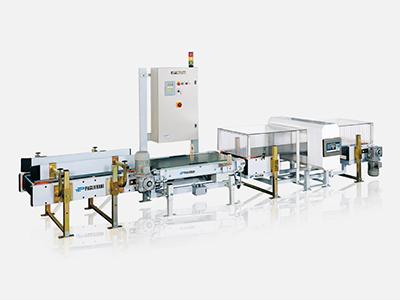 أنظمة تحكم بالوزن وراصد معدني
