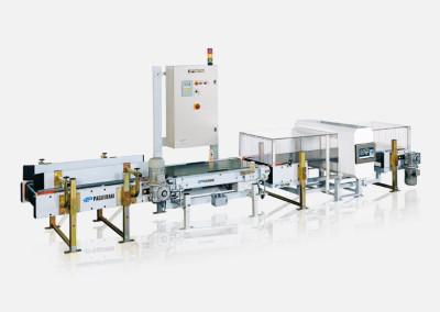 Sistemi controllapeso e metal detector