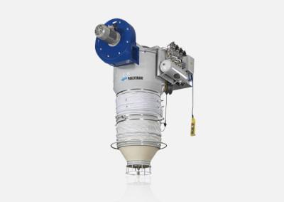 أنظمة تحميل تلسكوبية لتحميل منتج غير معبأ على شاحنة أو صهريج