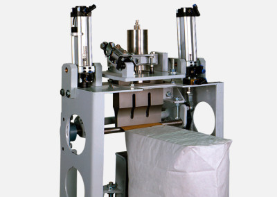 معدات لختم الأكياس ذات أداة إغلاق بموجات فوق صوتية
